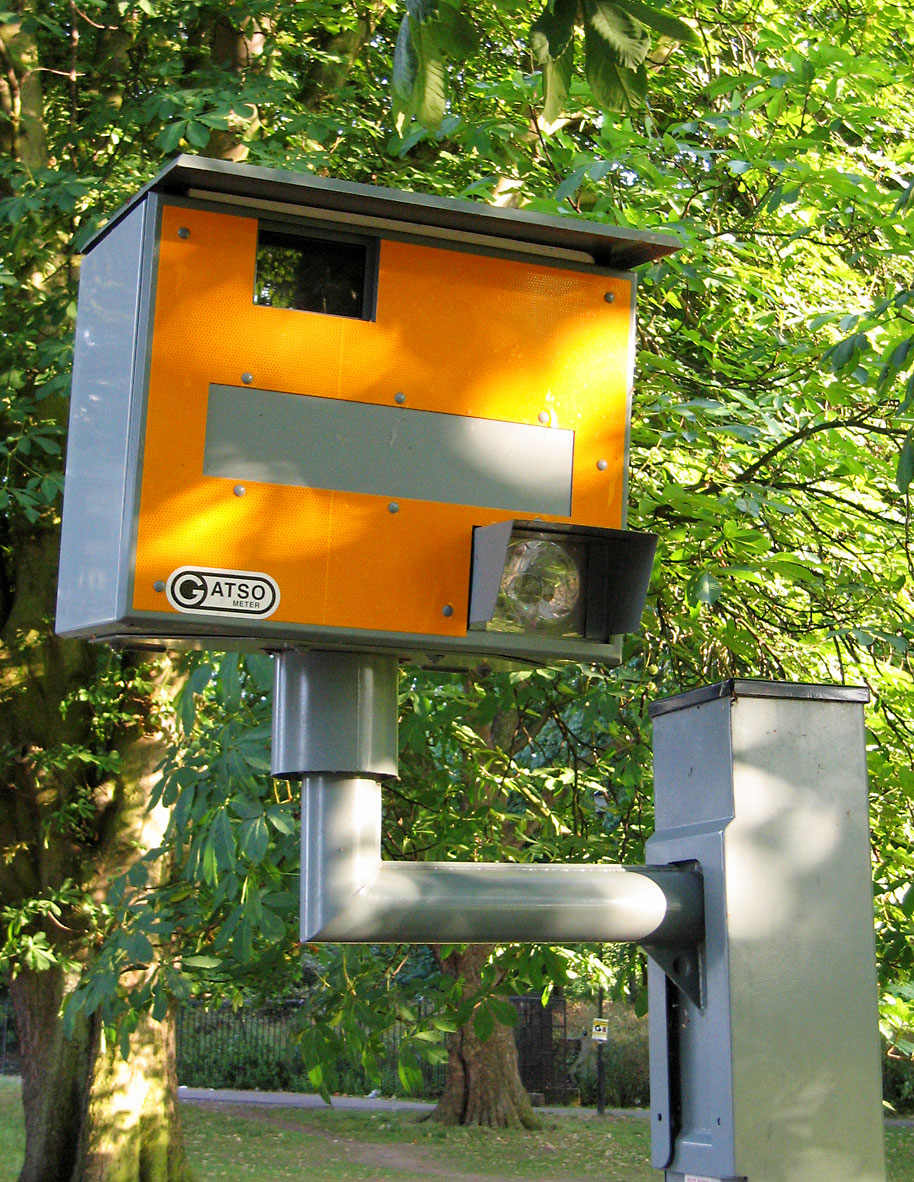 Are Speed Cams Needed?