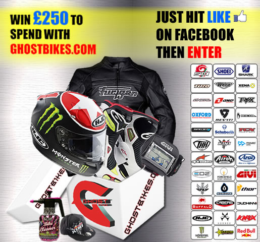 GhostBikes Facebook Competition