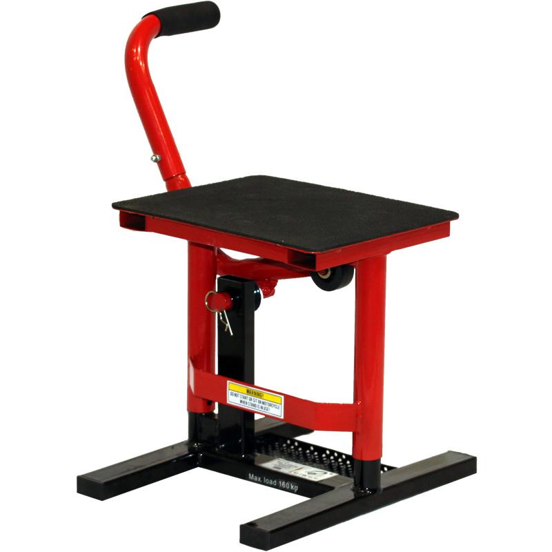 Black Pro Range MX Lift Stand