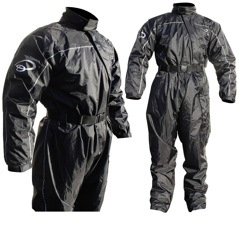 Black Waterproof Suit