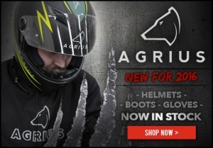 Agrius Motorcycle Clothing have landed.