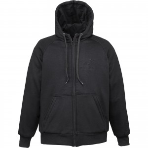 The New Lynx Kevlar Hoodie from Black