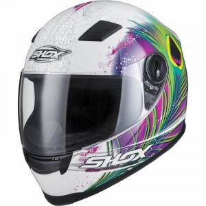 Growing Popular-  The Shox Sniper Motorcycle Helmet