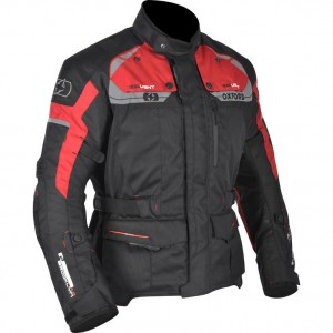 The Oxford Brooklyn 1.0 Long Motorcycle Jacket