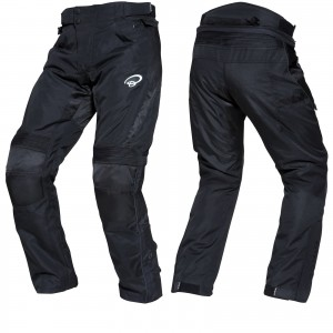 The Black Atom Motorcycle Trousers