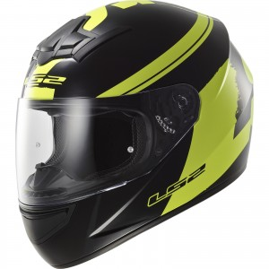 The LS2 FF352 Rookie Motorcycle Helmet