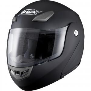 The Shox Bullet flip Front Motorcycle Helmet