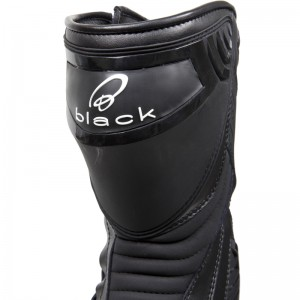 Black-Strike-Waterproof-Motorcycle-Boot-Black-4