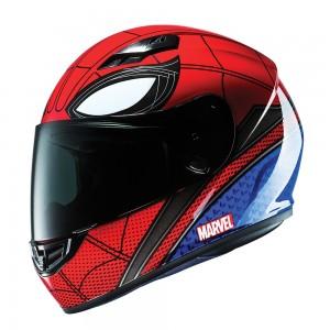The HJC CS-15 Spiderman Homecoming Motorcycle Helmet