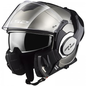 The LS2 FF399 Valiant Motorcycle Helmet