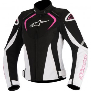 The Alpinestars Stella T-Jaws Motorcycle Jacket