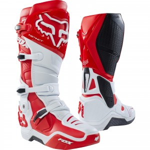The Fox Racing Instinct Motocross Boots