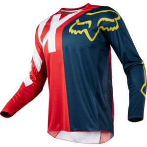 The Fox Racing 360 Motocross Jersey