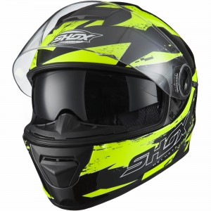 DEALS WEEK – EXTRA 25% OFF SHOX ASSAULT TRIGGER HELMET usually £56.99 now £42.74