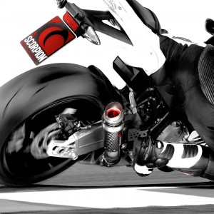 New Exhausts from Scorpion!
