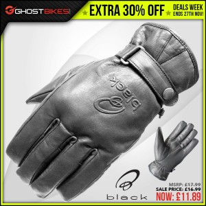 DEALS WEEK – EXTRA 30% OFF BLACK ECHO GLOVES usually £16.99 now £11.89