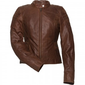 NEW! Ladies Leather Motorcycle Jackets!