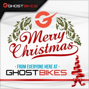 Merry Christmas from Ghostbikes!