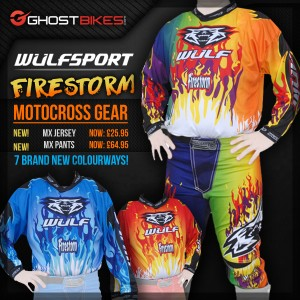 The Wulf Firestorm MX Kit