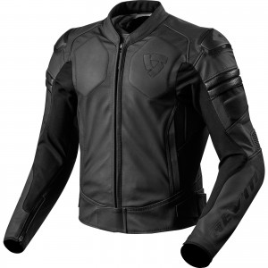 The Rev It Akira Leather Motorcycle Jacket