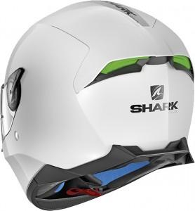 Shark Skwal 2 Blank White 03