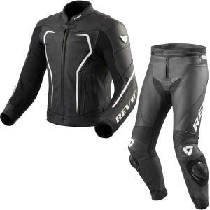 The Rev It Vertex GT Leather Motorcycle Kit!