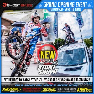 Ghostbikes Grand Opening!