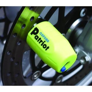 Oxford-Patriot-Motorcycle-Disc-Lock-1