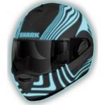 Shark Glow in the Dark Helmet
