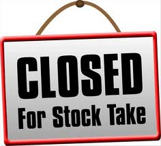 Stock Take Closure