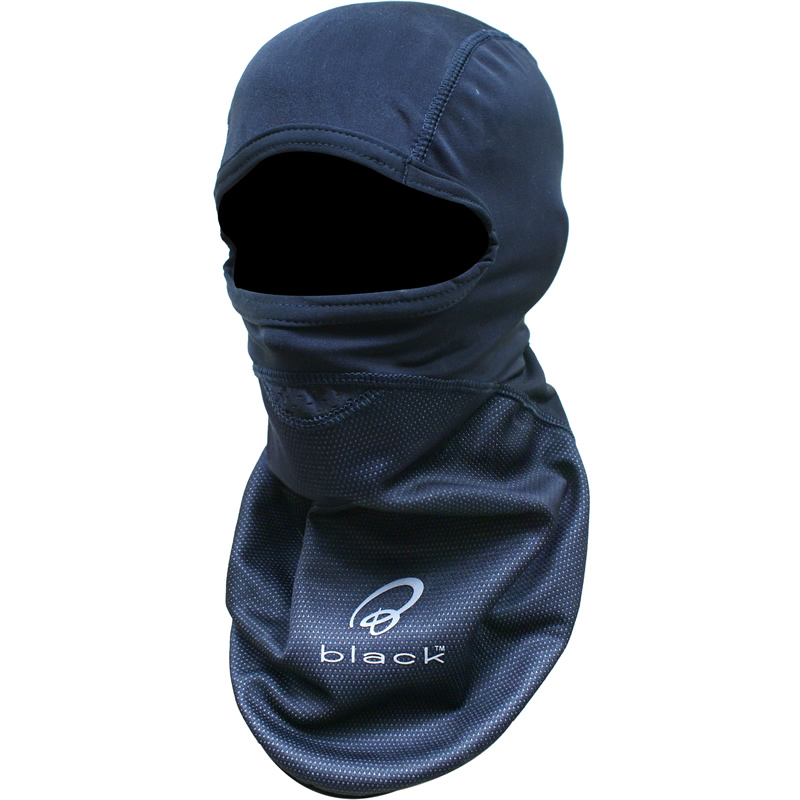 Black Windproof Motorcycle Balaclava