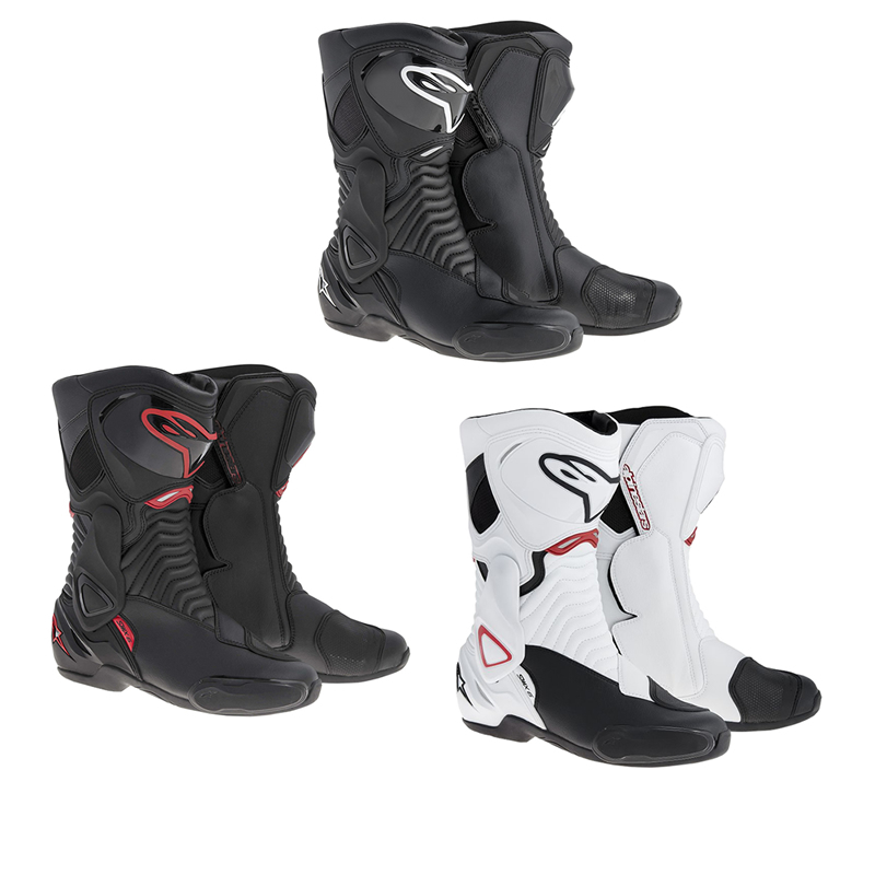Alpinestars S-MX 6 Motorcycle Boots