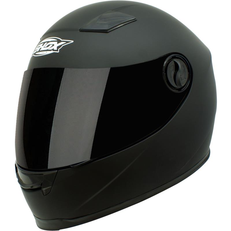 Sniper Helmet Matt Black