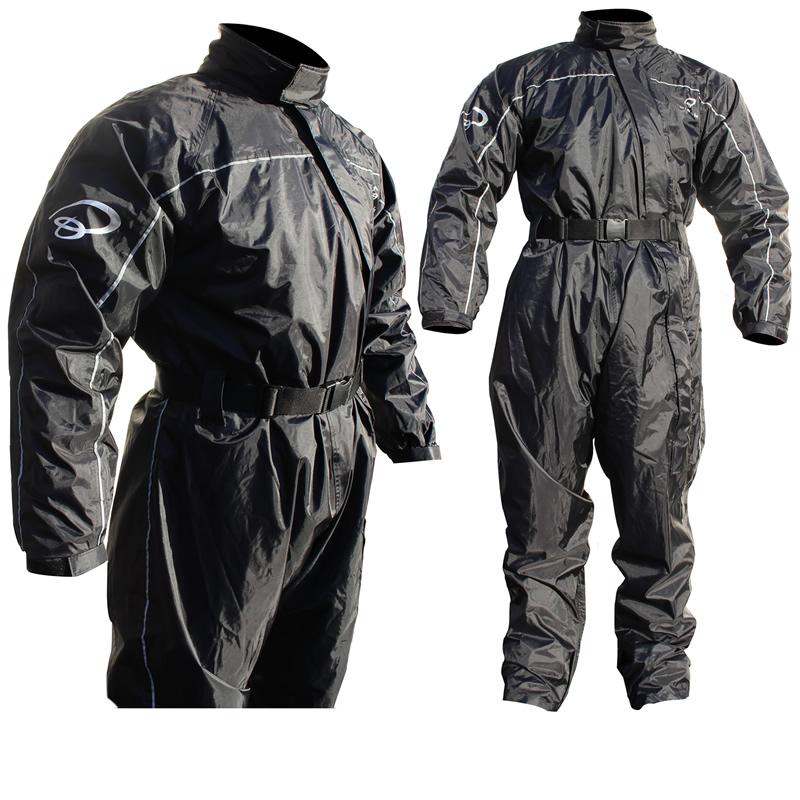 Black Waterproof Suit