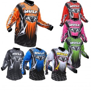 New 2016 range of Wulf Arena Cub Motocross