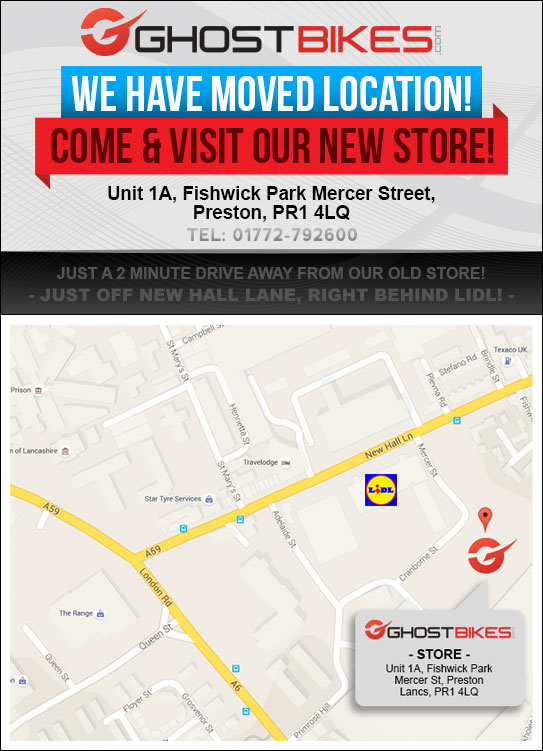 new ghostbikes location