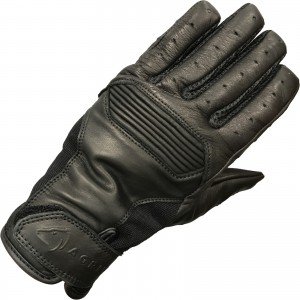 The Agrius Cool Summer Evo Leather Motorcycle Gloves