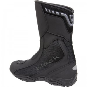 Black-Oxygen-Elite-Waterproof-Motorbike-Boots-2