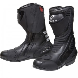 Black-Strike-Waterproof-Motorcycle-Boot-Black-1
