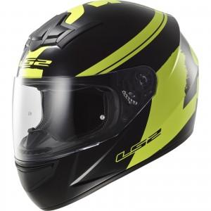 The LS2 FF352 Rookie Motorcycle Helmet