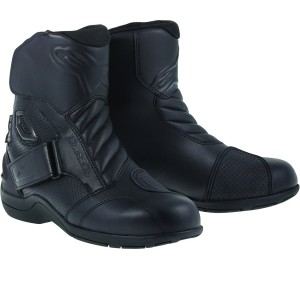 The Alpinestars Gunner WP Motorcycle Boots