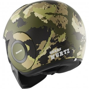14294 - Shark Drak Kurtz Open Face Motorcycle Helmet-GEK-710-2