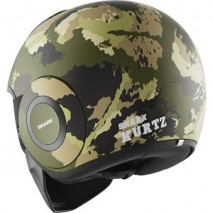 14294 - Shark Drak Kurtz Open Face Motorcycle Helmet-GEK-710-2