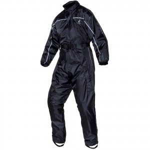 The Black Beacon Waterproof Rainsuit