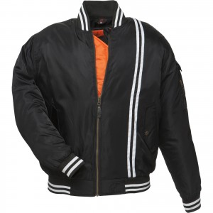 5239-Black-Retro-Bomber-Jacket- Black-1600-1