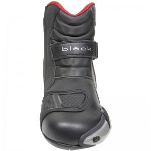 Black-Circuit-Short-Ankle-Motorcycle-Boot-Black-4