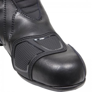 Black-Strike-Waterproof-Motorcycle-Boot-Black-5