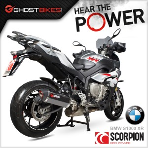 Scorpion Performance Exhaust For BMW S1000XR