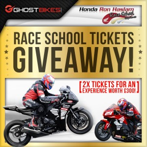 WIN A RACE SCHOOL EXPERIENCE