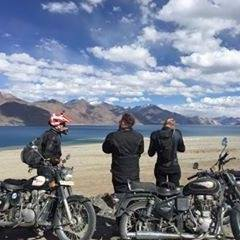 REPORT! CHARITY RIDE IN THE HIMALAYAS!